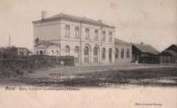 La gare d'Ans-Est