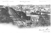 Ligne de Liège à Bruxelles