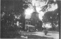 Le château de Loncin devenu école