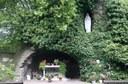La grotte de Notre Dame de Lourdes - ALLEUR