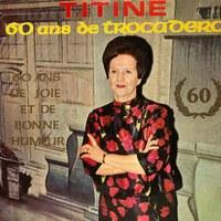 """Henriette BRENU dit """"Titine Badjawe"""" - Citoyenne d'honneur"""