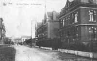 Rue Henri Delvaux - La Gendarmerie